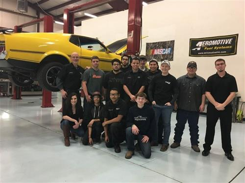 automotive technology group picture