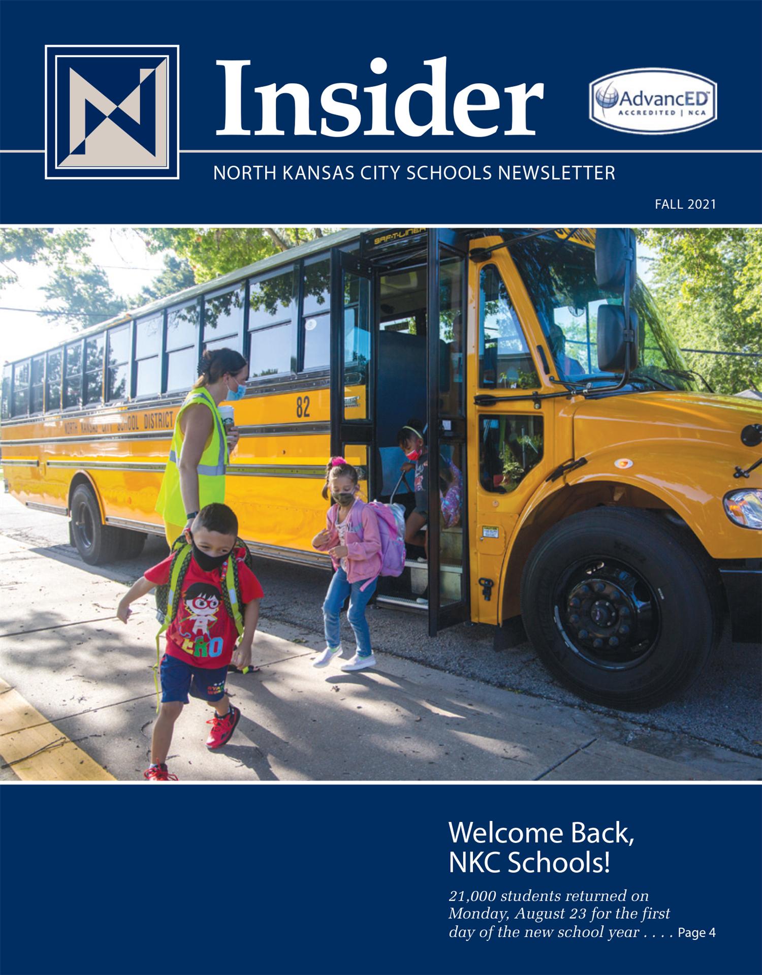 Fall 2021 Insider Cover Image