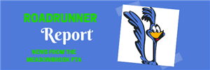 Roadrunner Report Newsletter Header Image