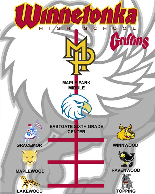 Winnetonka Feeder Pattern Graphic
