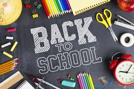 Back to School Information for New Mark Families