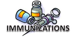 Immunization Clinic at New Mark Middle School