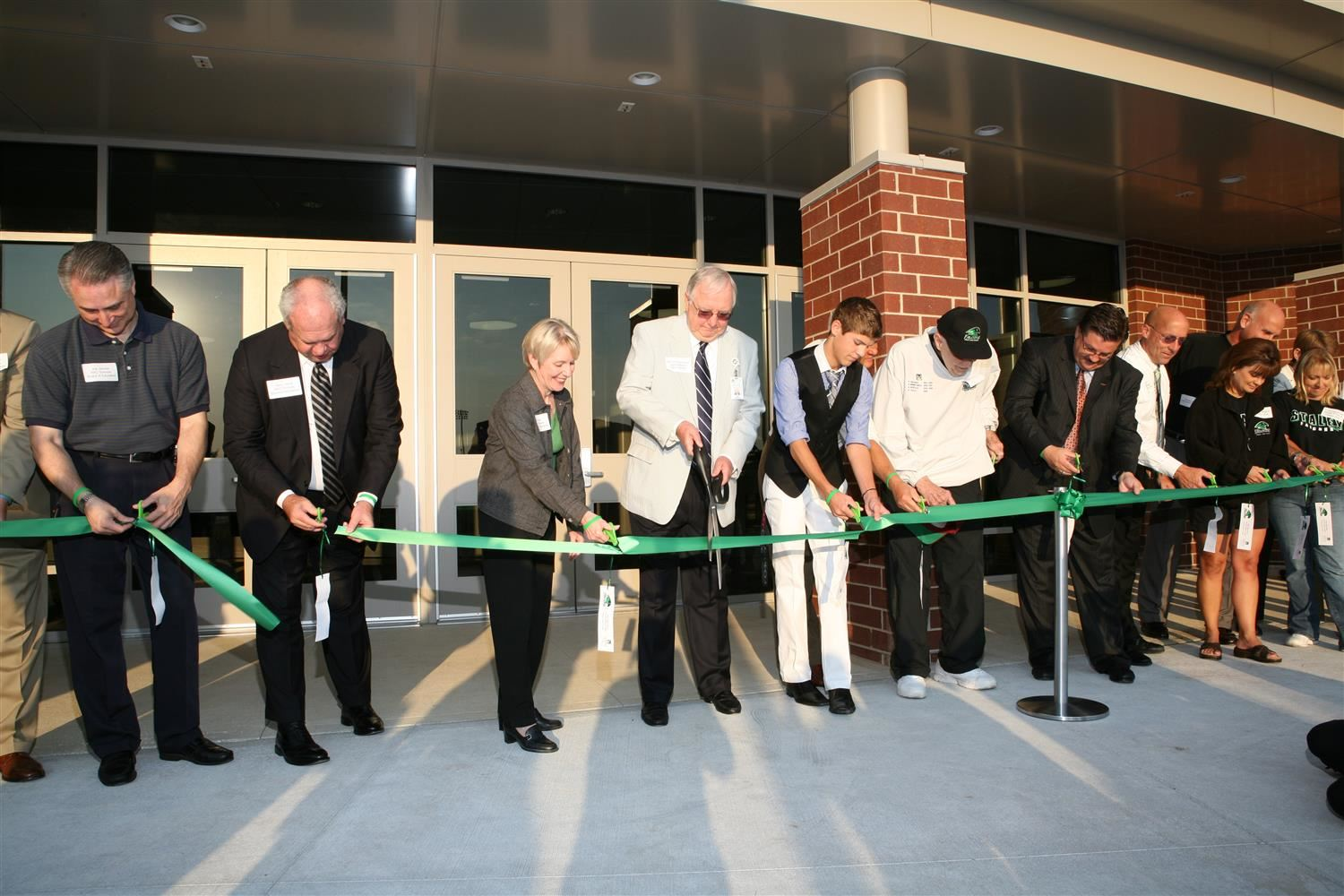 Staley Ribbon Cutting