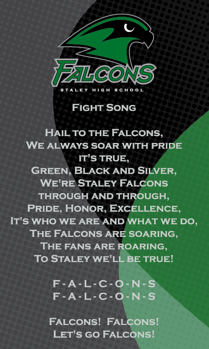 Staley High School Fight Song