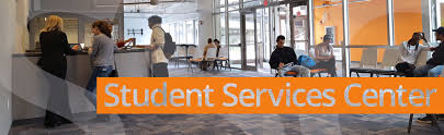 Student Services Center Logo