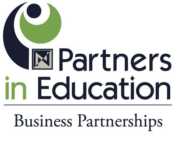 Partners in Education Business Partnerships and logo