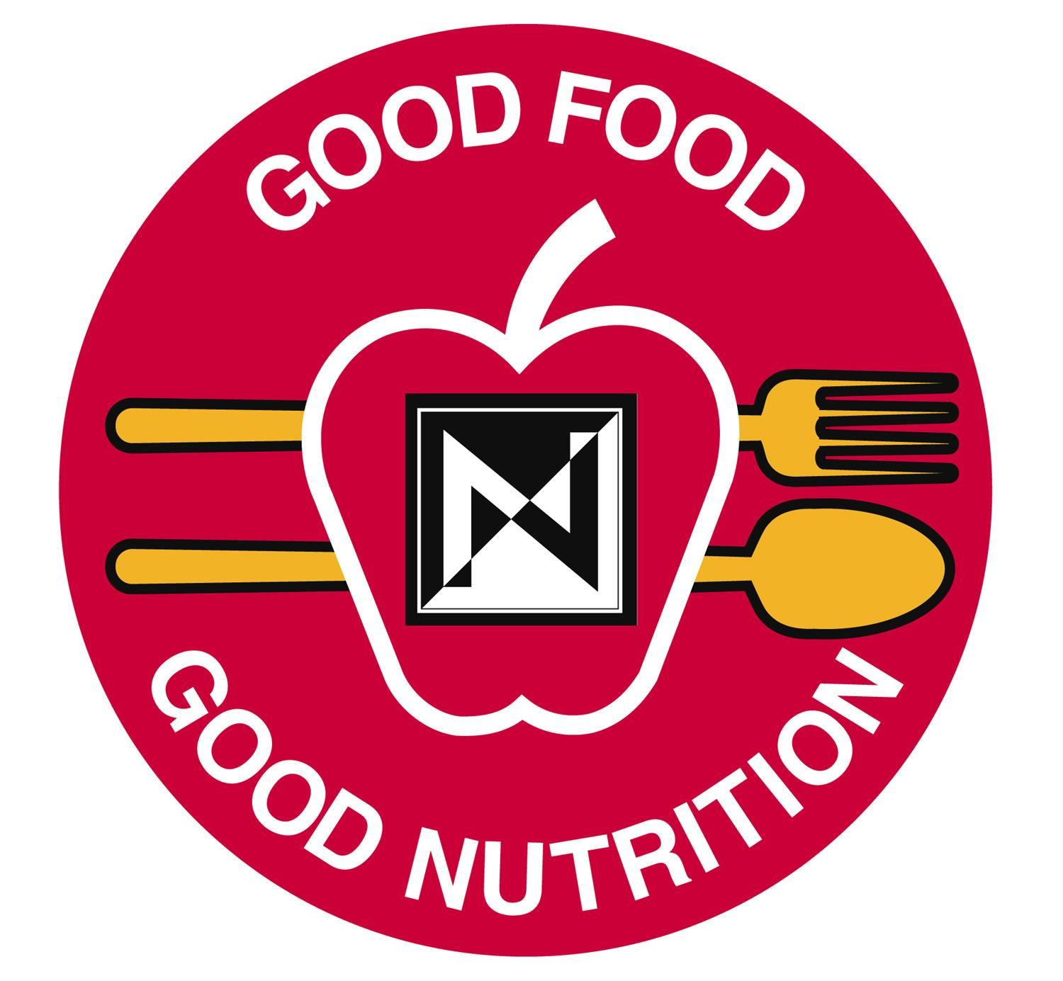 NKC Schools Food and Nutrition Logo Image