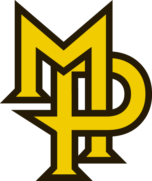 MP initials logo