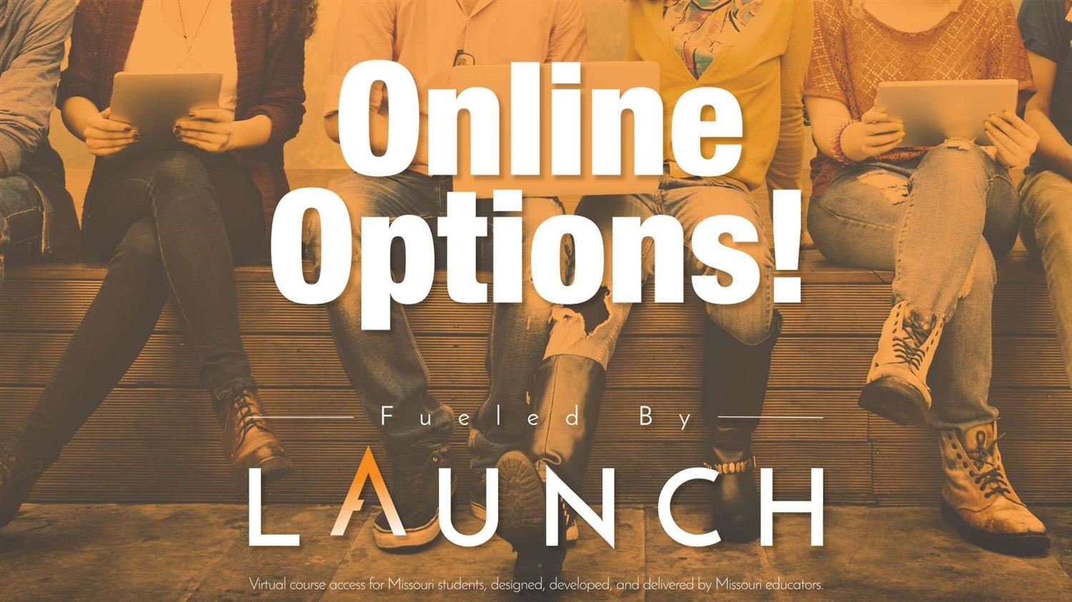 Launch Online Options image